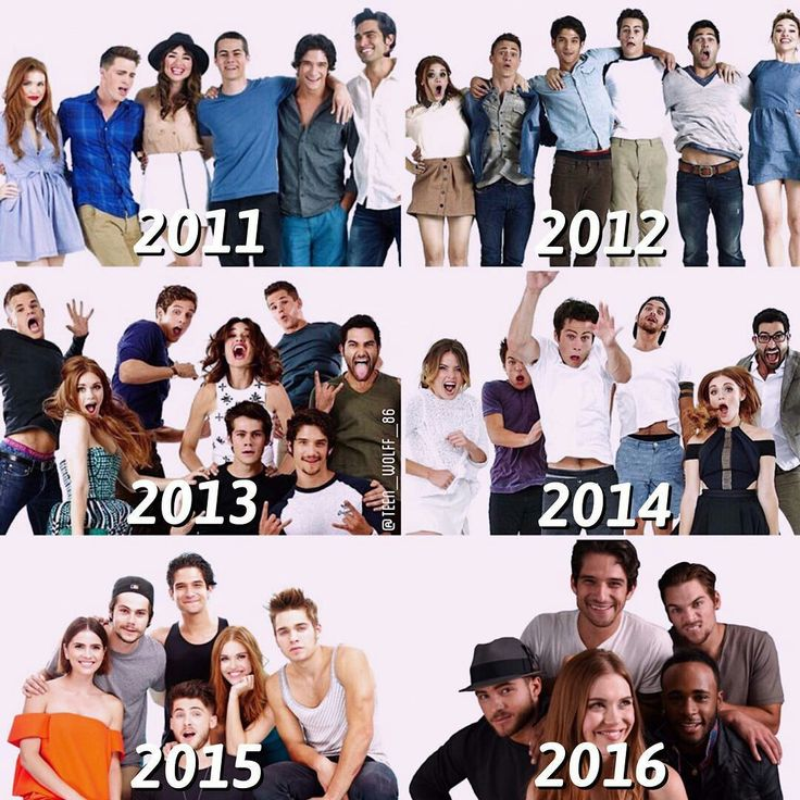 There's not many people left in the teen wolf cast it's sooooo sad