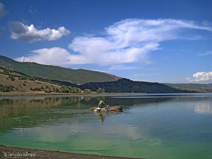 blackmagic - Macedonia Greece - Zazari Lake, Florina