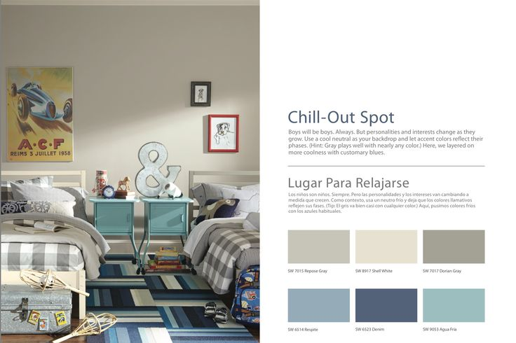 Sherwin Williams Quot Chill Out Spot Quot Sw 7015 Repose Gray Sw