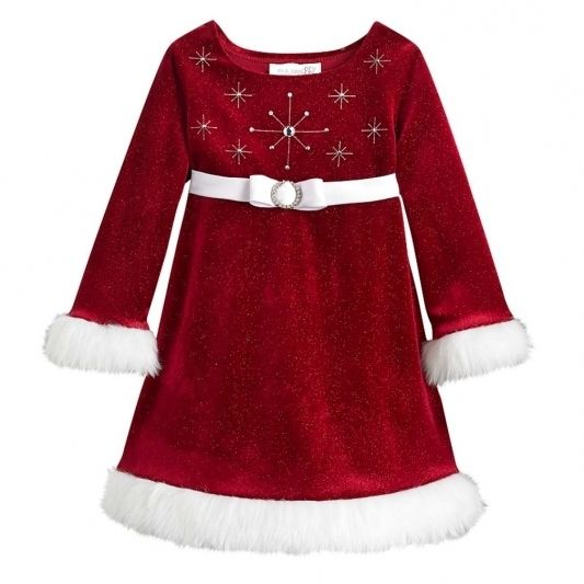 Gorgeous babies christmas dresses