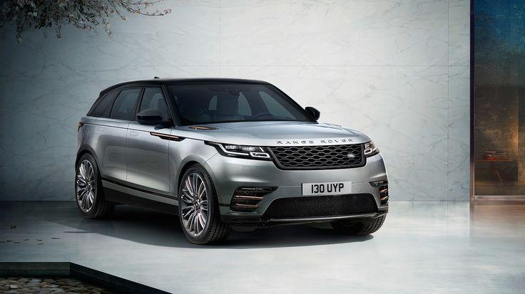 Yeni Range Rover Velar ile tanışın. Modern ve dikkat çekici bir Range Rover.