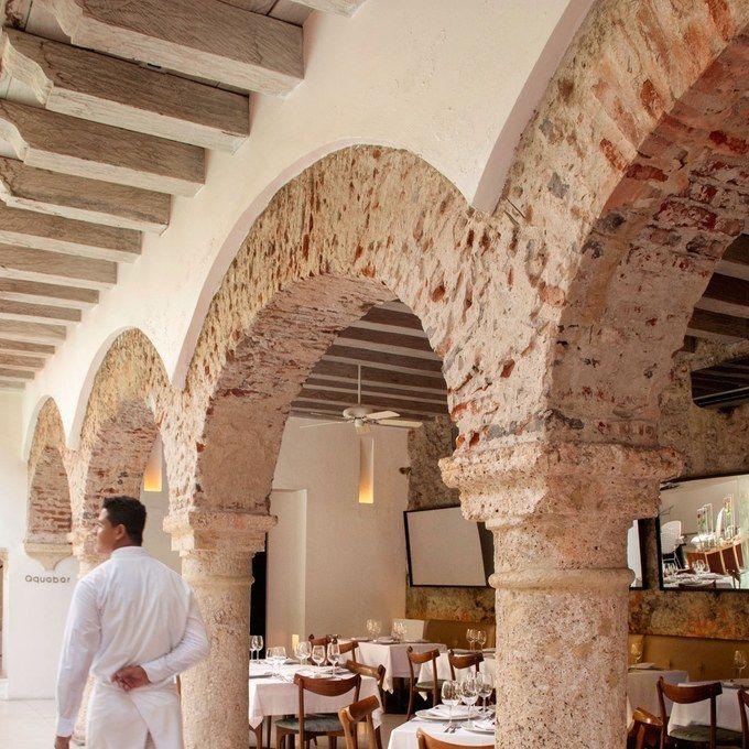 Vera, the Italian restaurant at the Tcherassi Hotel + Spa   Cartagena
