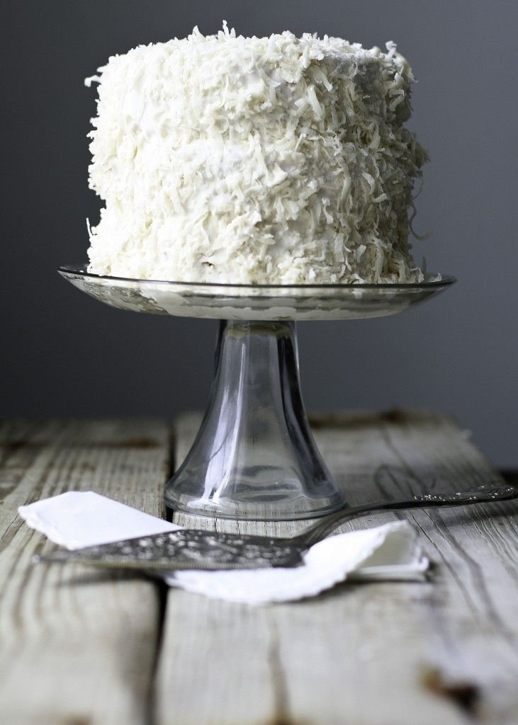 Lady Baltimore Cake:  Lady Baltimore Cake is certainly a rich and decadent cake and fulfills its name.