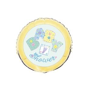 "Baby Stitching 18"" Mylar Balloon"