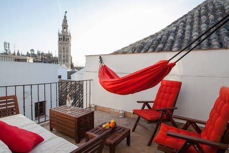 Check out this awesome listing on Airbnb: Amazing Triplex. Private Terrace - Apartments for Rent in Seville