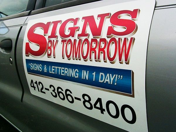 One of the latest trends of advertising is turning your moving vehicle into a moving advertisement tool and this is done by using magnetic vehicle signs. Vehicle magnetic signs are 24/7 marketing tool on the go. They are great boon for small business and lead generation; that uses them to build authority and trust with their customers.