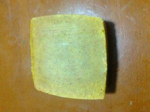 Annatto Seed Powder Soap