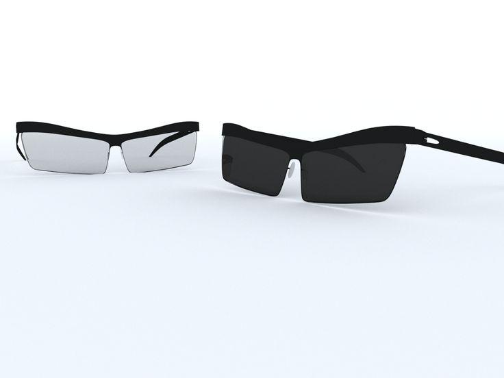 occhiali da vista e da sole uomo