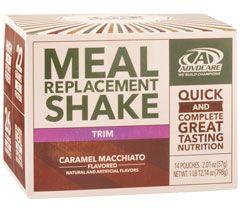 Meal Replacement Shake Caramel Macchiato Advocare