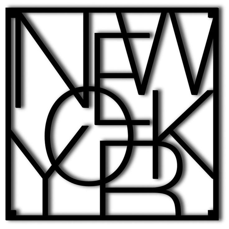 City Trivet grydeunderlag, New York i gruppen Køkken / Opbevare / Øvrigt Køkkenopbevaring hos ROOM21.dk (130978)