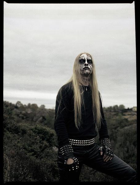 Kvitrafn, Gorgoroth by Peter Beste, True Norwegian Black Metal.
