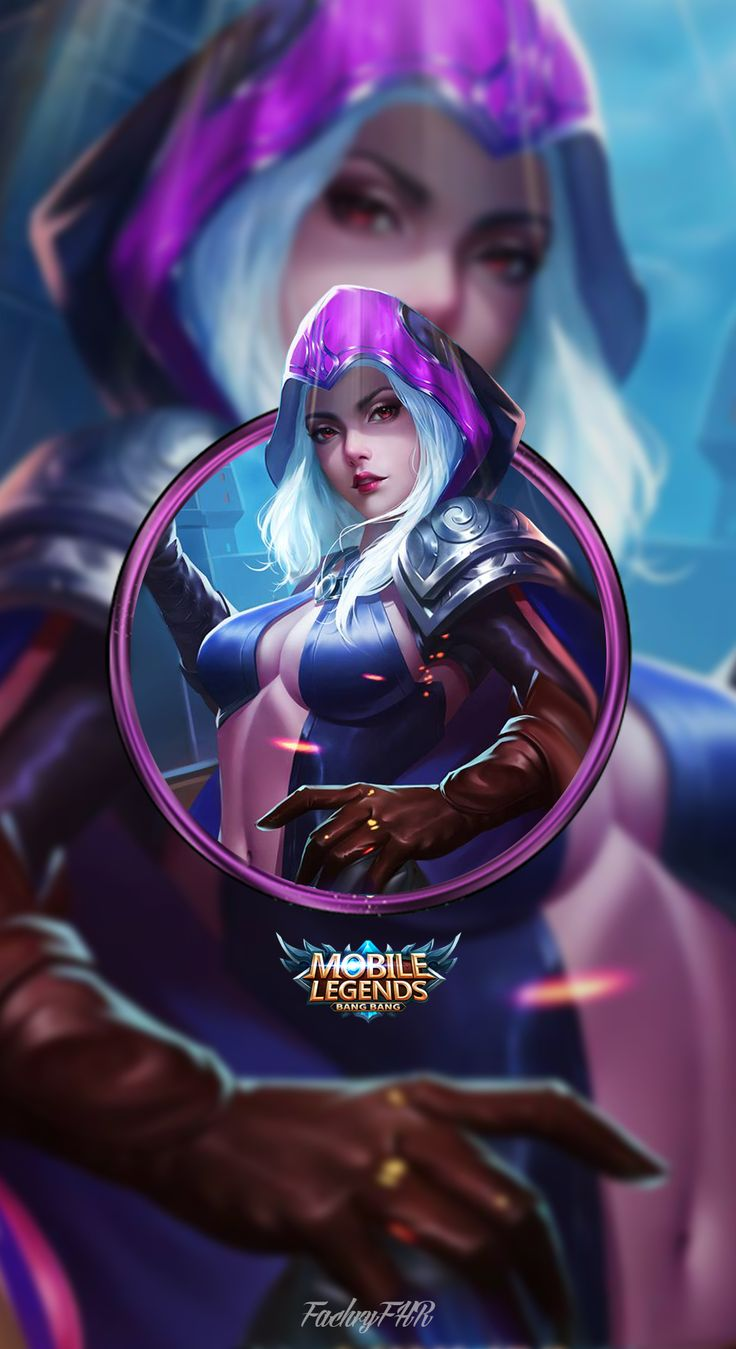 Girl Alucard Wallpaper 260 Best Mobile Legends Images On Pinterest