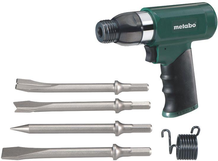 Пневматический отбойный молоток Metabo DMH 30 Set