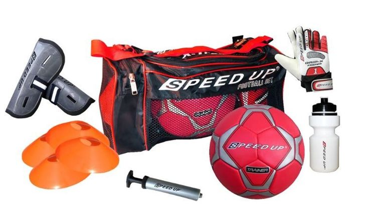 7 Piece Soccer Trainer Set