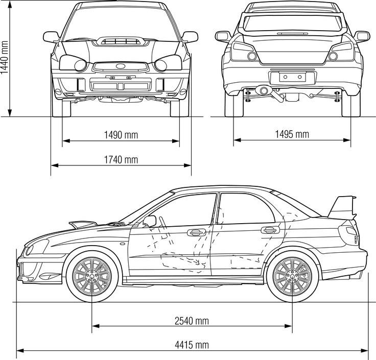 View Full Size: Subaru, Bolos E