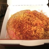 Taco Johns Apple Grande...odd combination that just works!!!  yum, I can't wait to make these at home.
