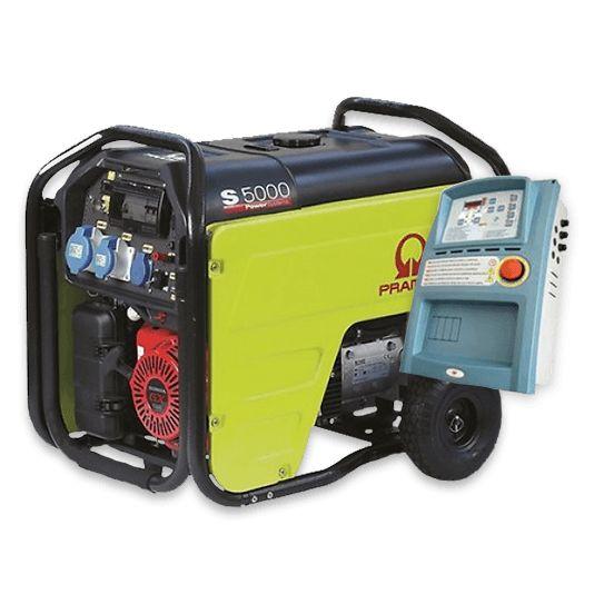 Pramac Honda 5.3kVA AVR Petrol Generator + AMF, Auto Start, with 1 year warranty - My Generator