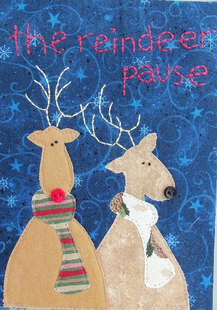 Reindeer Pause