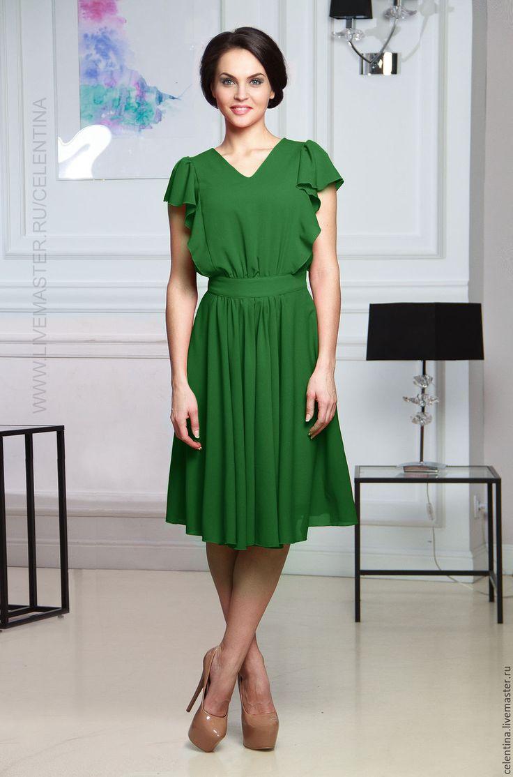 зеленое платье - Пошук Google