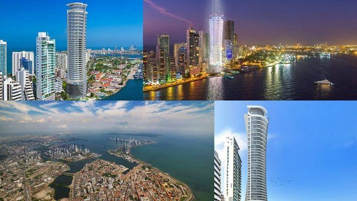 Avances  Portomarine Luxury Residences 44 pisos (Cartagena Colombia)2018