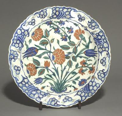 doris duke islamic art | her ottoman iznik pottery collection in 1937 with the purchase of over ...