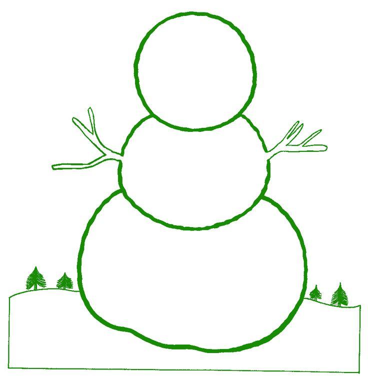 21 best Fifth grade ideas images on Pinterest Crafts, Paper - snowman template