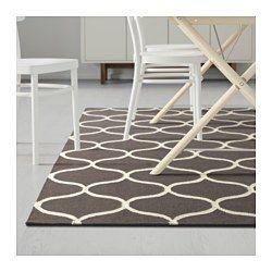 IKEA - STOCKHOLM, Matta, slätvävd, Handvävda av skickliga hantverkare vilket gör varje matta unik. Tillverkade i Indien i ordnade vävcenter med goda arbetsförhållanden och rättvisa löner.Den tåliga, smutsavvisande ytan av ull gör att den här mattan passar perfekt i ditt vardagsrum eller under ditt matbord.Du kan vända på mattan och slita på den längre, eftersom det är samma mönster på båda sidorna.