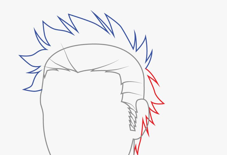 Pin By Daniela Lopez On Drawing Tips How To Draw Hair Anime Boy Hair Guy Drawing