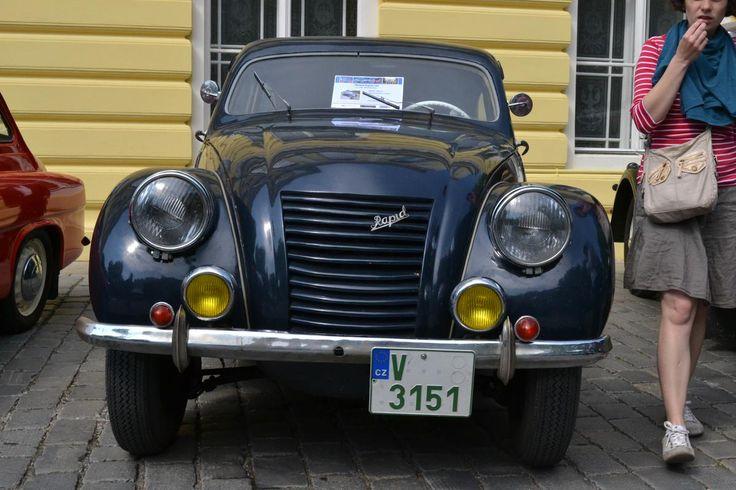 SKODA Rapid OHV Skoda, Classic cars, Car brands