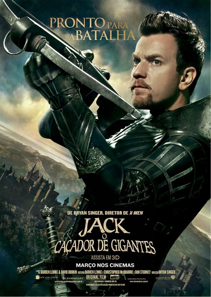 Jack – O Matador de Gigantes #movies #posters #cinema
