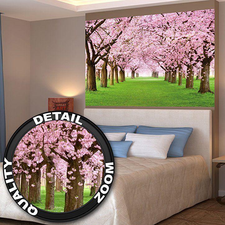 Die besten 25 kirschbl tenbaum ideen auf pinterest for Dekoration wohnung amazon