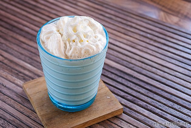 Mia Wallace Five Dollar Coffeeshake   Millas Mat