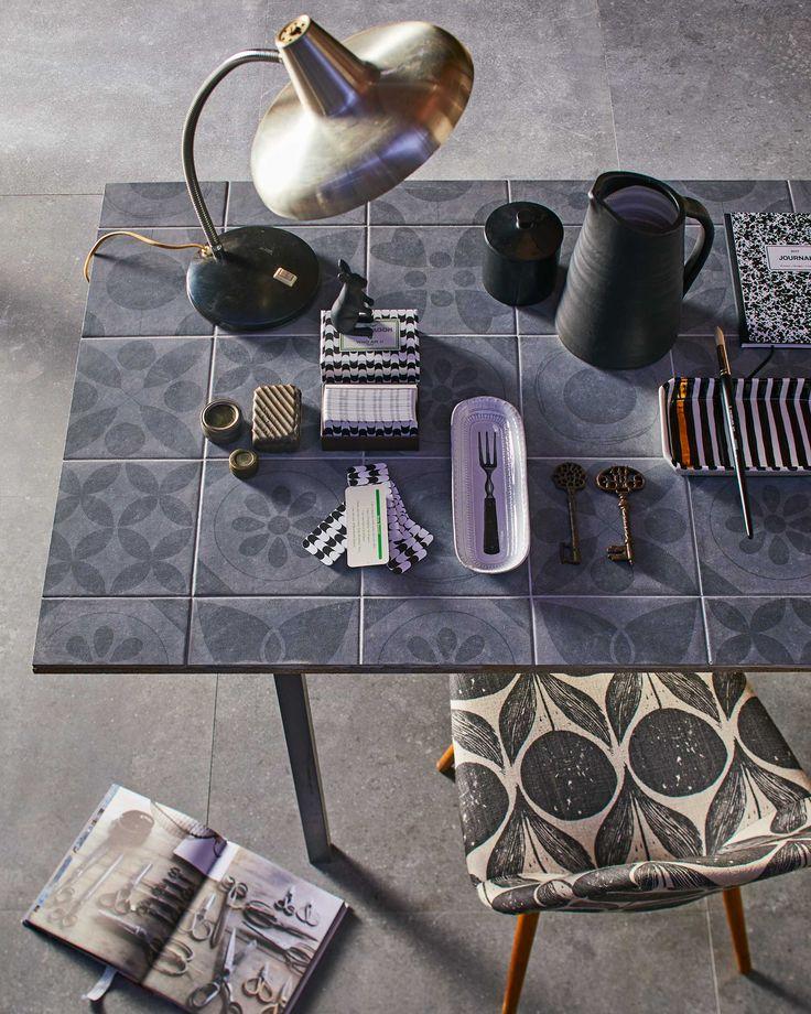 25 beste idee n over tegel tafels alleen op pinterest tegel tafels palettafel en - Mozaiek del sur ...