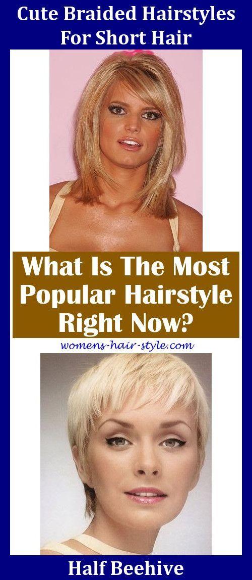 Ladies Haircut 60s Updo Medium Platinum Hair Natural Hairstyles