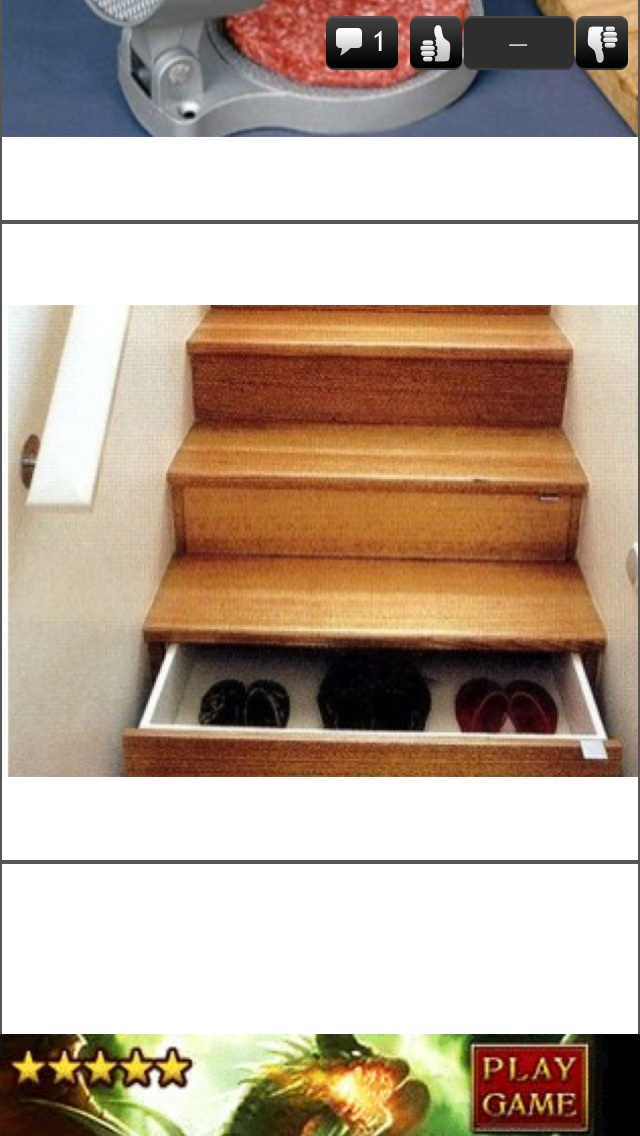 Stair drawers holly 39 s house pinterest stair drawers stairs and drawers - Stairs that are drawers ...
