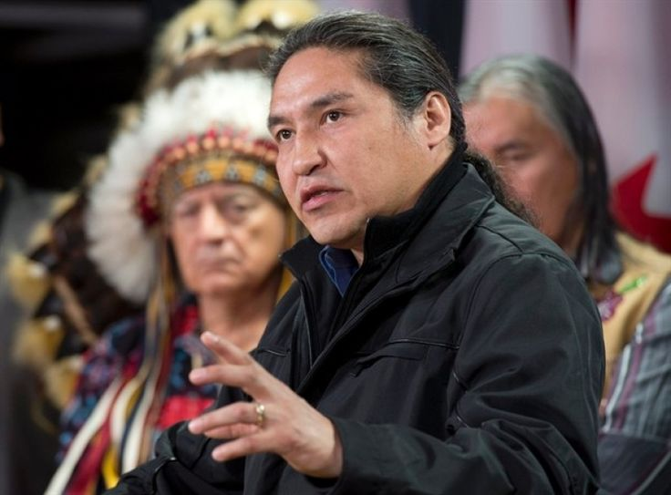 An Alberta First Nation says court documents suggest political and industry pressure hustled approvals for an oilsands pipeline through regulators and reduced aboriginal consultation.