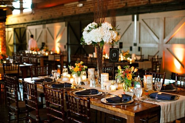 Winter Park Farmers Market Wedding, Chelsea Patricia Photography, Yellow Floral, Rustic Wedding Ideas, Floral by Lee James Floral Designs
