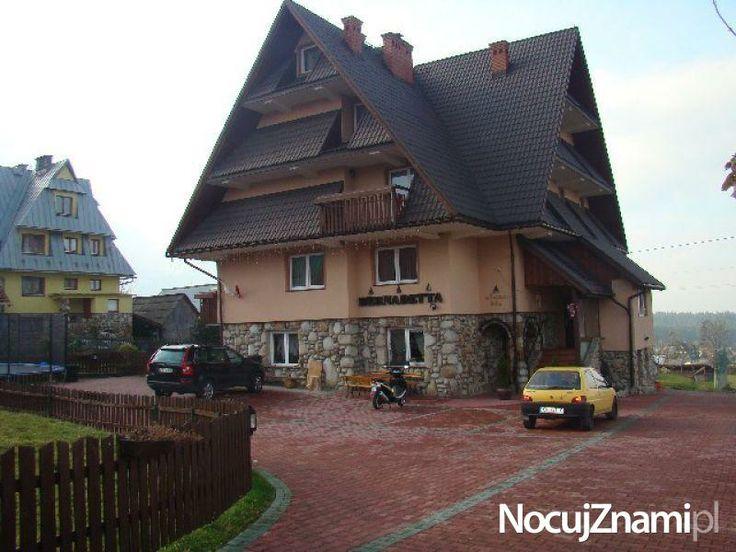 OŚRODEK WYPOCZYNKOWY BERNADETTA - NocujZnami.pl || Nocleg w górach || #apartamenty #polishmoutains #apartments #polska #poland || http://nocujznami.pl/noclegi/region/gory