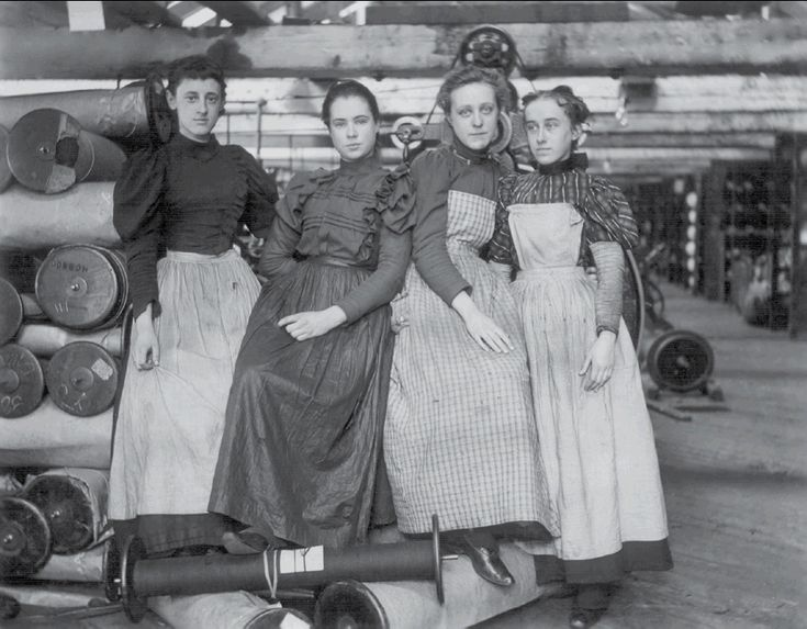 late 1800s women factory workers - Google Search