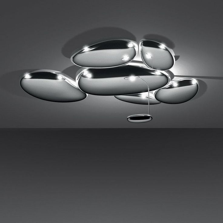 SALON NAD KANAPA Artemide - Skydro soffitto - Halo - PRODUCT DATA SHEET