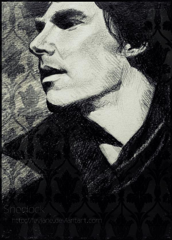 SH by ~Feyjane on deviantART #Sherlock: Sher Locks, Sherlock Fandom, Deviantart Sherlock, Feyjane Deviantart Com, Sherlock Holmes, 221B Baker, Baker Street