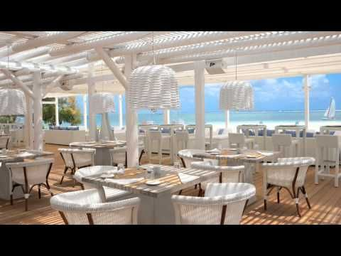 BEACH ROUGE, THE NEW DESIGN RESTAURANT AT LUX* BELLE MARE