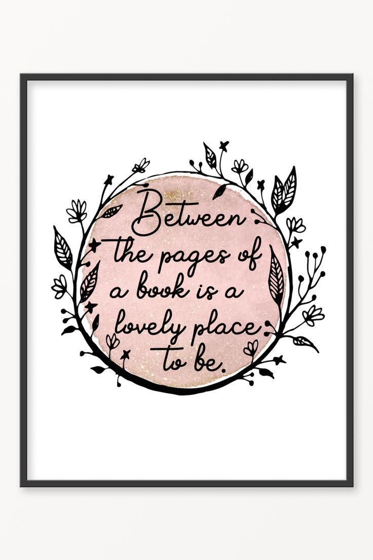 Reading Nook Quote Poster Bookish Print Instant Download Book Art Librarian Gifts For Readers English Major Gift Printable Quotes 8x10 Print Reading Books Quotes Quotes For Book Lovers Book Quotes
