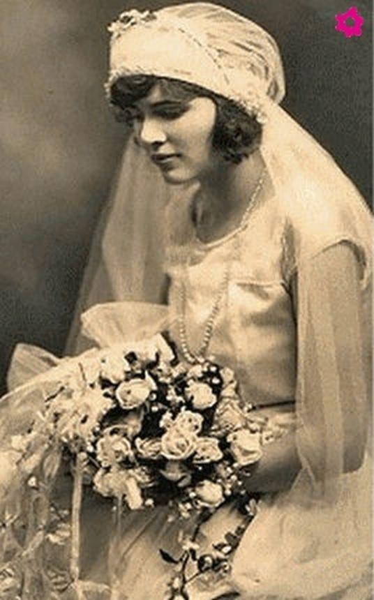 Zdjęcie ślubne Z.Stryjeńskiej