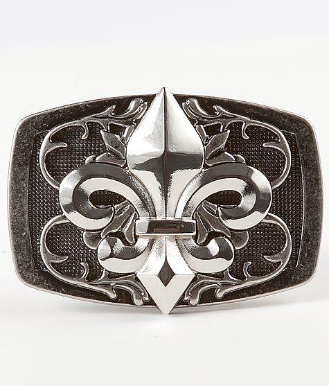 BKE Fleur Belt Buckle - Men's Accessories | Buckle