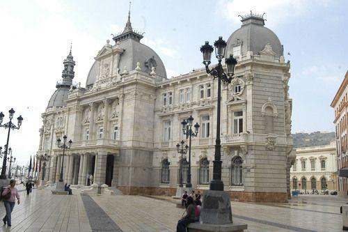 :: Palacio Consistorial :: Cartagena