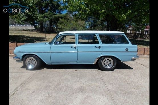 1964 Holden EH EH Special - daydreaming one day i'll own this!