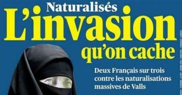Marianne voilée : le directeur de « Valeurs actuelles » condamné