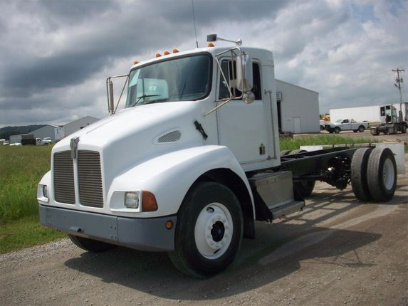 #ThrowbackThursday Check out this 1998 Kenworth T300. View more #Kenworth Trucks at http://www.nexttruckonline.com/search?make=KENWORTH&s-type=truck #Trucking #NextTruck #tbt