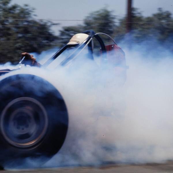 Vintage burnout: Racing Fuel, Drag Racing, Vintage Drag